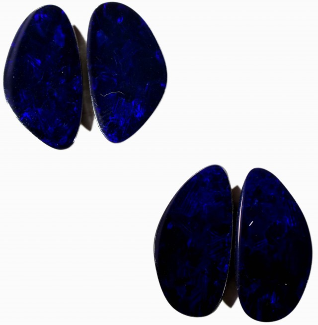 6.9 CTS DOUBLET PAIR SET FOR EARRINGS [SO8389]
