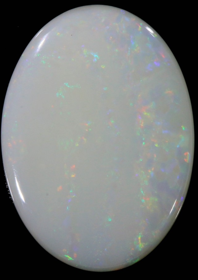 4.34 CTS WHITE FIRE OPAL STONE DEAL [CP2402]