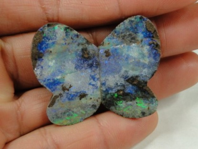 41.30 CT QUEENSLAND BOULDER OPAL   SS01057