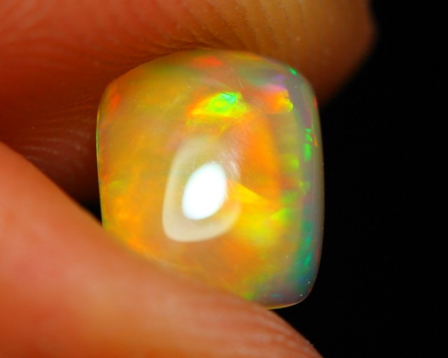 1.32ct Natural Ethiopian Welo Solid Opal Untreated
