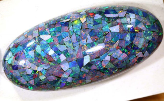 62.75CTS OPAL DOUBLET TBO-6758
