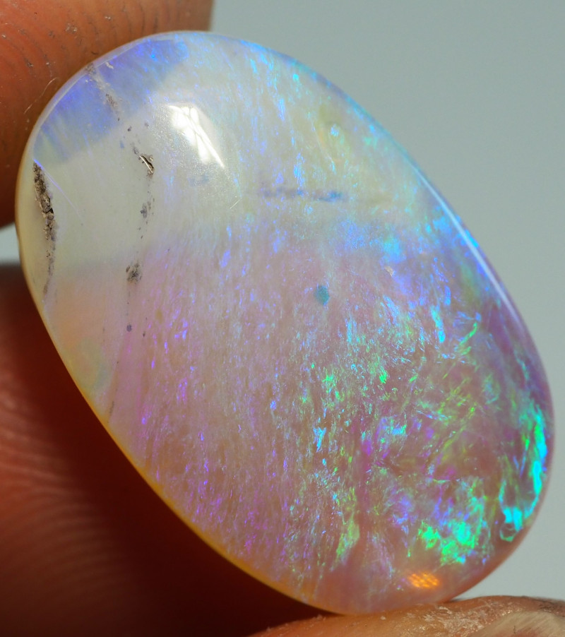 8.60CT CRYSTAL COOBER PEDY OPAL  SS01233