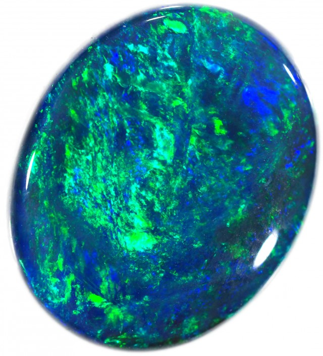 2.9 CTS BLACK OPAL STONE -WELL POLISHED [BO233]