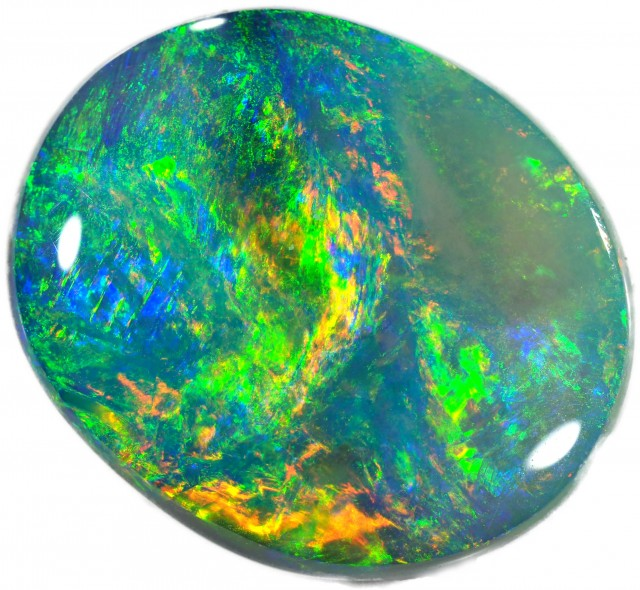 5.3 CTS BLACK OPAL STONE -WELL POLISHED [BO235]