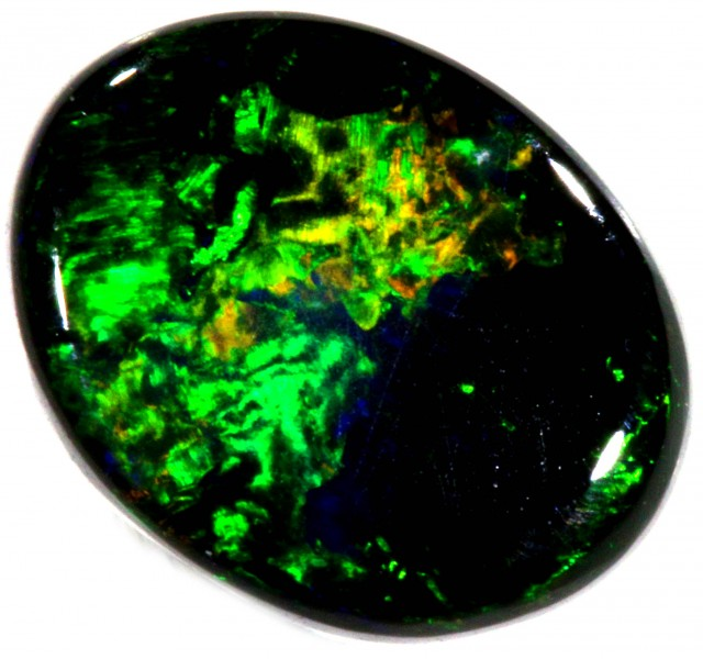 1 CTS BLACK OPAL STONE -WELL POLISHED [BO242]