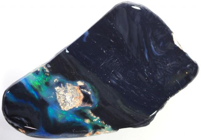 9.10 CTS   BLACK  OPAL SPECIMEN POLISHED [SO9191]