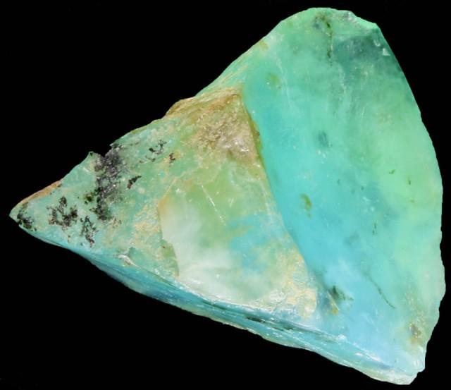 18.55 CTS PARABIA BLUE A GRADE PERU OPAL ROUGH[VS7691]