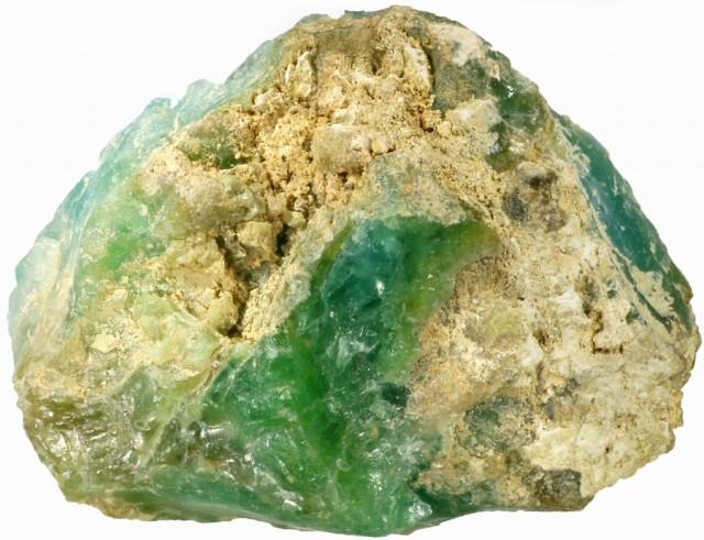 454.65 CTS GREEN TINGE A GRADE PERU OPAL ROUGH[VS7716]