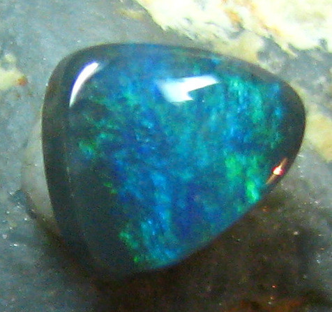 .70 CTS BLUE GREEN LITTLE GEM PERFECT FOR A RING SETTING HW733
