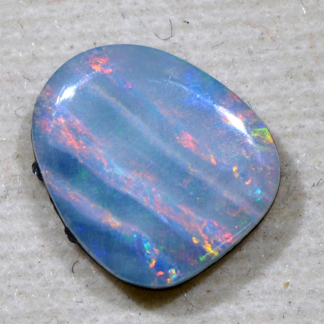 1.93cts Opal Doublet From Lightning Ridge (R2864)