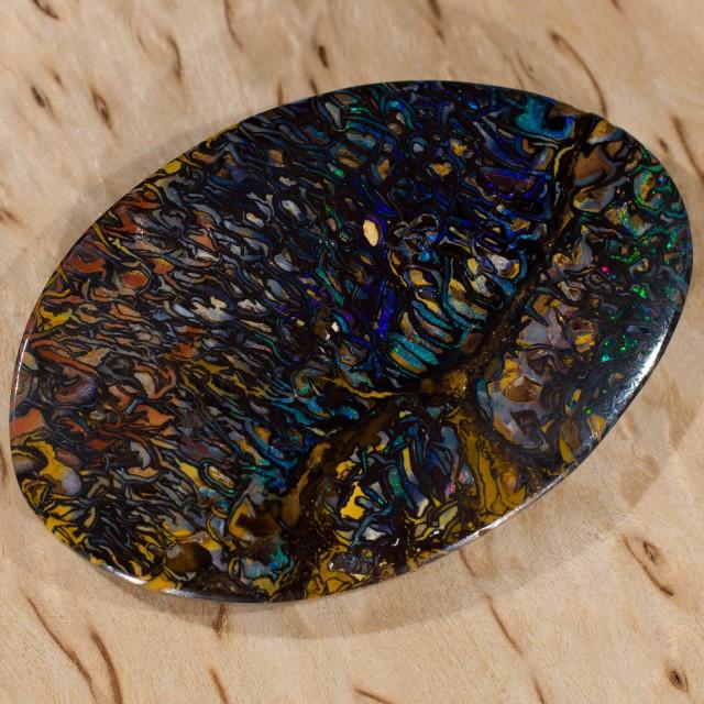 58.3 ct Beautiful Koroit opal
