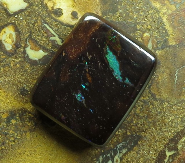 "16cts.""BOULDER MATRIX OPAL~WHOLESALE"""
