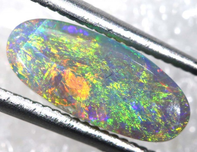 N6  -  1.27CTS SOLID OPAL STONE  TBO-7175