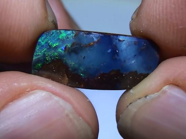 6.70 ct Beautiful Natural Queensland Boulder Opal