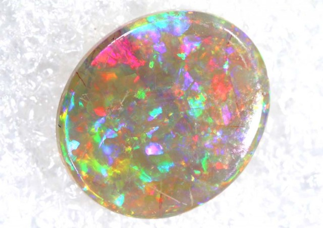 N6  -  2.65CTS SOLID OPAL STONE  TBO-7191