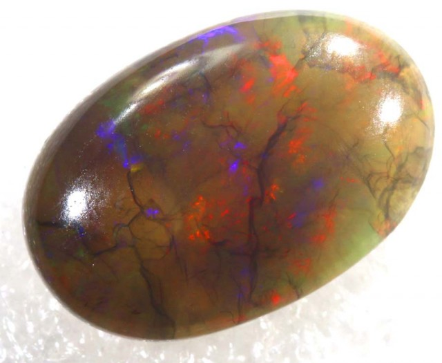 N4  -  4.75CTS SOLID OPAL STONE  TBO-7193