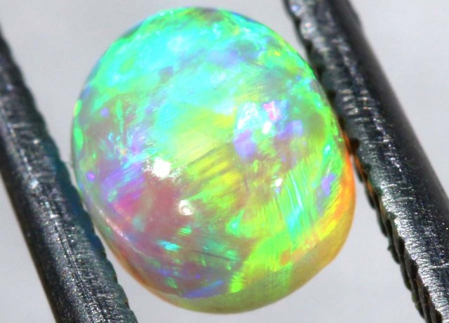 0.95 CTS N-8 SOLID OPAL STONE  TBO-7227