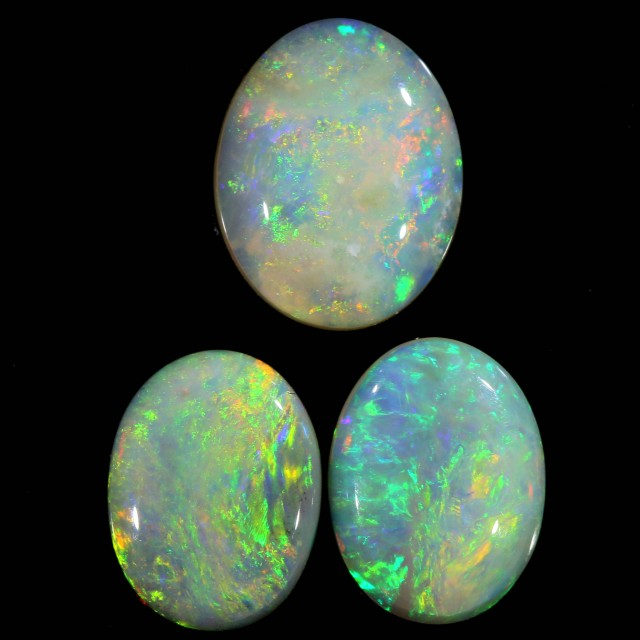 3.96 CTS COOBER PEDY FIRE OPAL PARCEL  [SO9287]safe