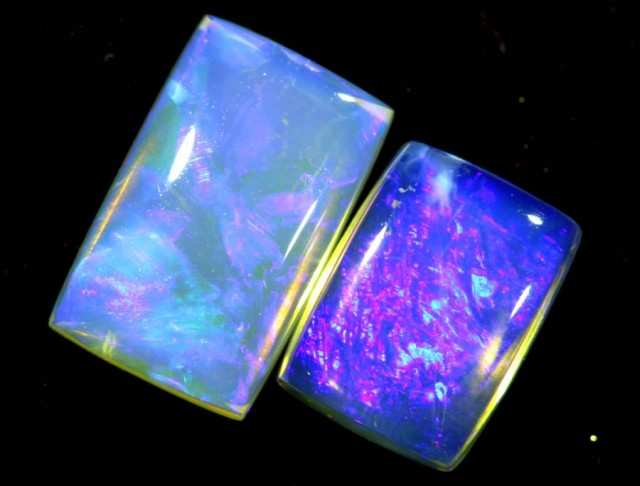 2.95 CTS CRYSTAL OPAL POLISHED PARCEL 3PCS TBO-7250