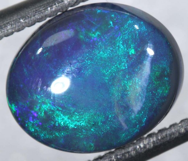 2.20 CTS N-3 SOLID OPAL STONE  TBO-7278
