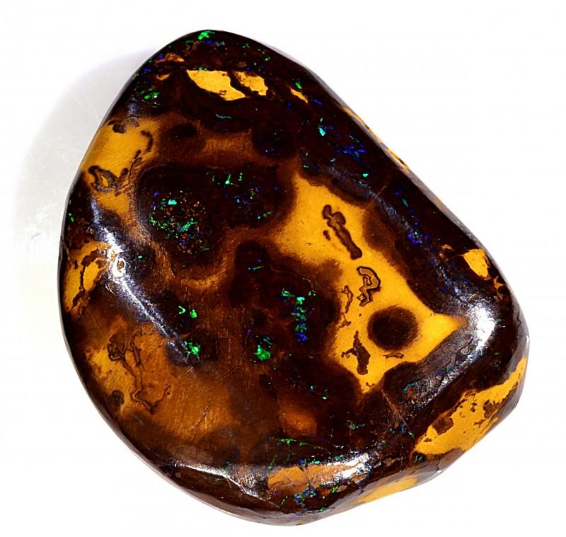 38ct 29x23mm Queensland Boulder Matrix Opal  [LOB-657]