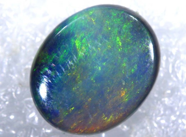 N-3 - 2.53CTS BLACK OPAL POLISHED STONE TBO-7495