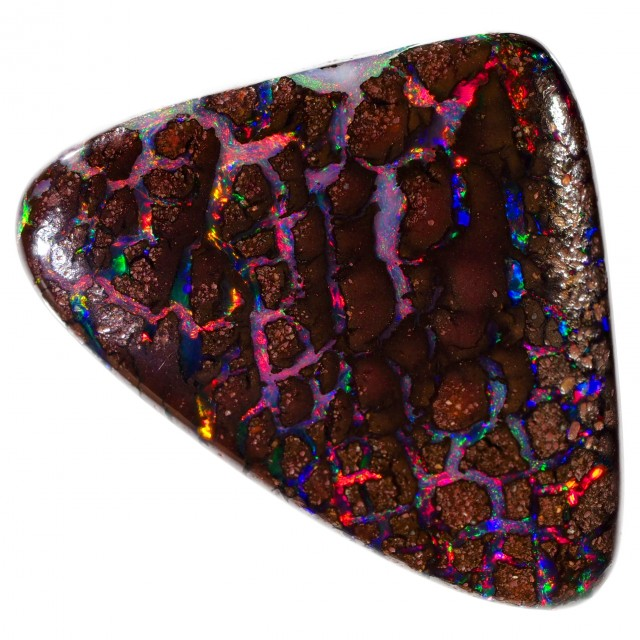 14.90 CTS STUNNING BOULDER OPAL FROM KOROIT [BMS206]