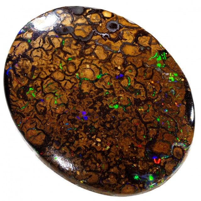 5.45 CTS STUNNING BOULDER OPAL FROM KOROIT [BMS229]