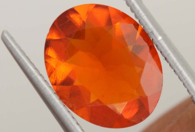 2.05 CTS MEXICAN FIRE OPAL  STONE FOB-1104