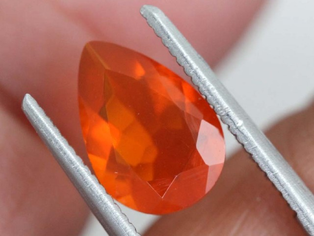 1.15 CTS MEXICAN FIRE OPAL  STONE FOB-1108
