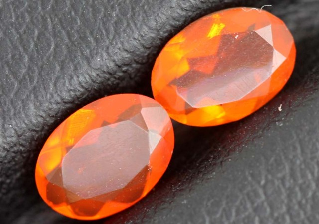 0.95 CTS MEXICAN FIRE OPAL  STONE FOB-1111