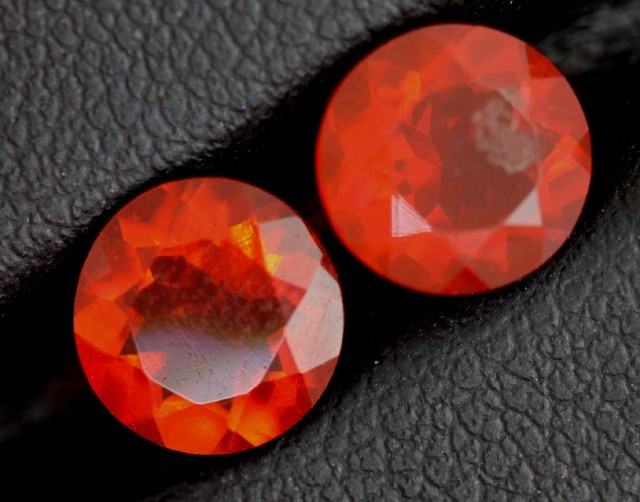 1.9 CTS MEXICAN FIRE OPAL  STONE FOB-1113