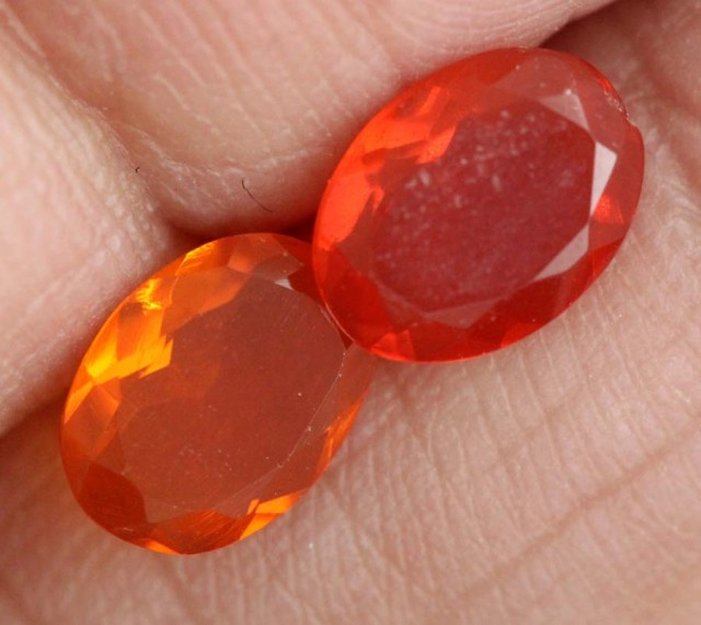 1 CTS MEXICAN FIRE OPAL  STONE FOB-1116