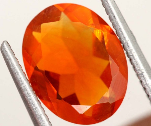 1.4 CTS MEXICAN FIRE OPAL  STONE FOB-1127