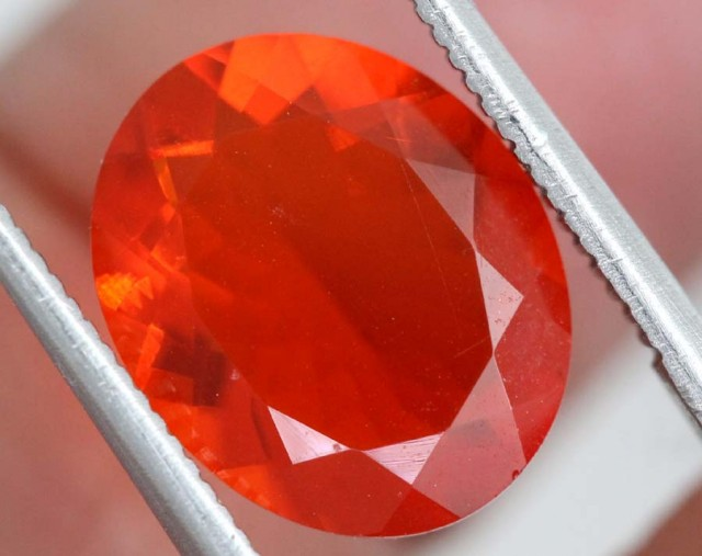 2.6CTS MEXICAN FIRE OPAL  STONE FOB-1138