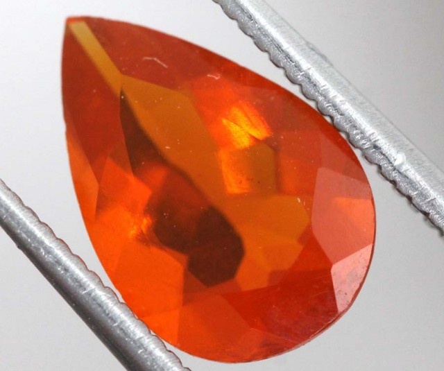 1.8CTS MEXICAN FIRE OPAL  STONE FOB-1141