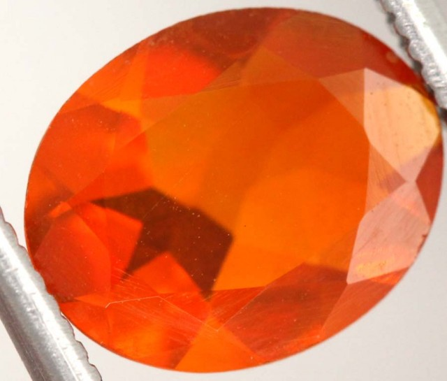 1.6CTS MEXICAN FIRE OPAL  STONE FOB-1142