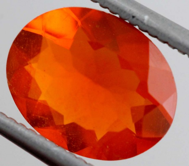 1.50CTS MEXICAN FIRE OPAL  STONE FOB-1152