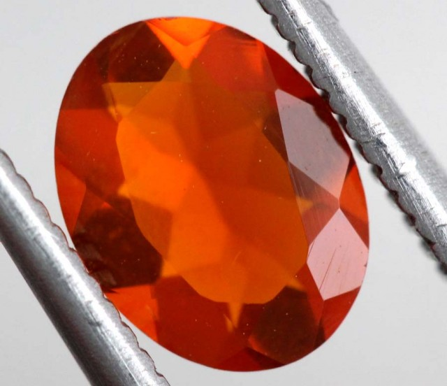 0.75CTS MEXICAN FIRE OPAL  STONE FOB-1155