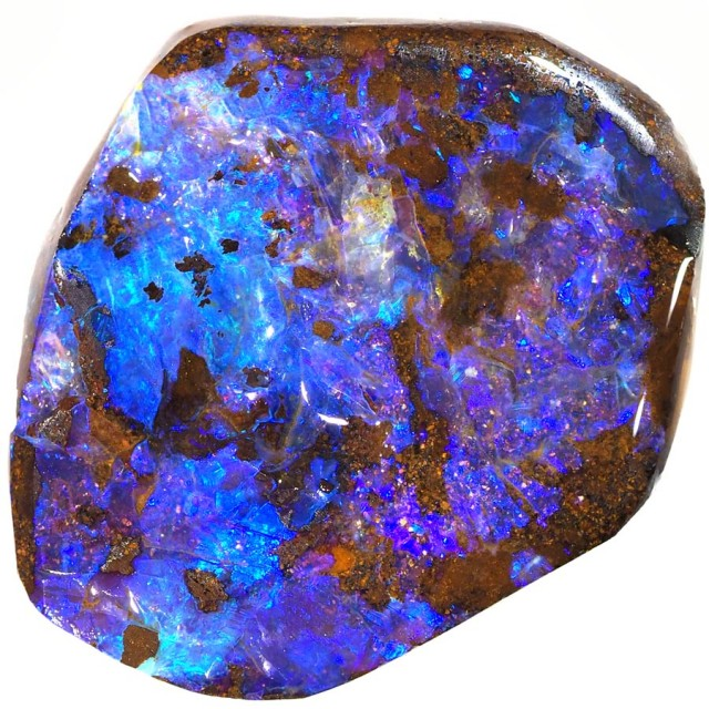 50.20 CTS BOULDER OPAL ROUGH FROM QUILPIE- [BR5659]