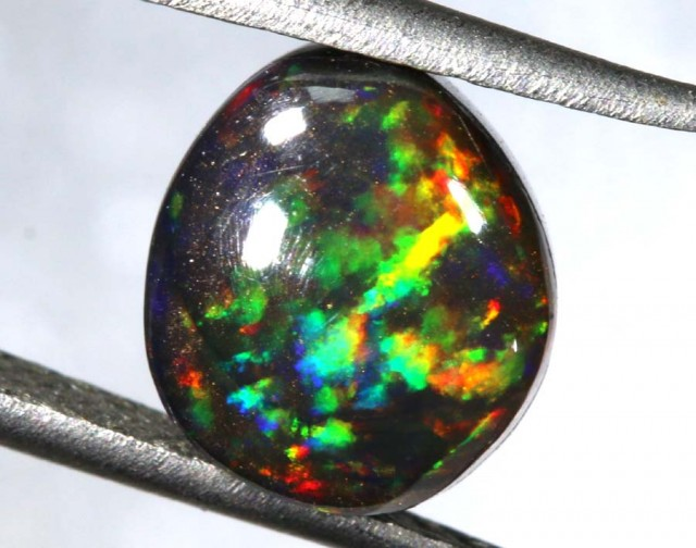 1.75 CTS  MEXICAN OPAL DOUBLET STONE  LO-4349