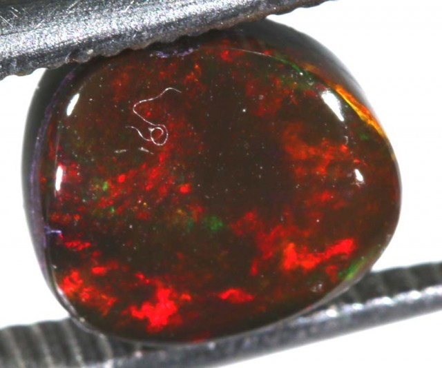 1.45 CTS  MEXICAN OPAL DOUBLET STONE  LO-4351