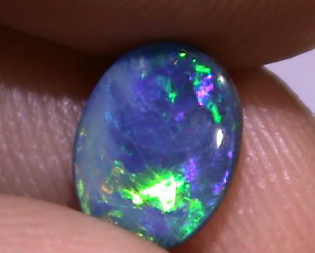 1.10 ct Doublet Opal Gem Multi Color