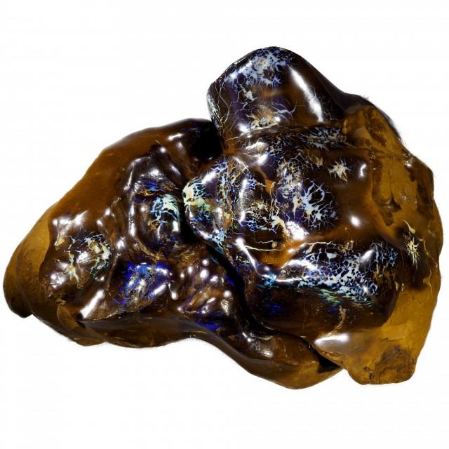 1870 CTS  MATRIX OPAL SCULPTURE [BMA4468]