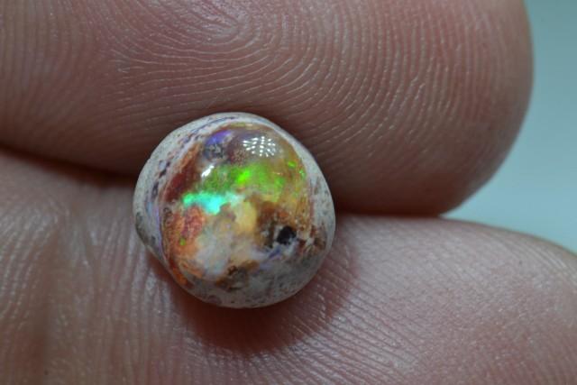 2.5ct Mexican Fiery Opal Slotted Wirewrap ready