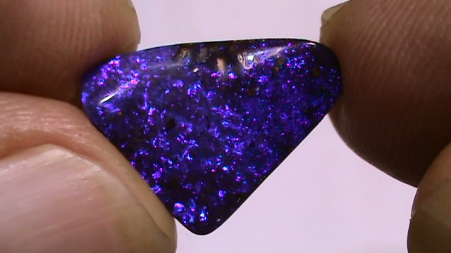 4.15 ct Boulder Opal Natural Blue