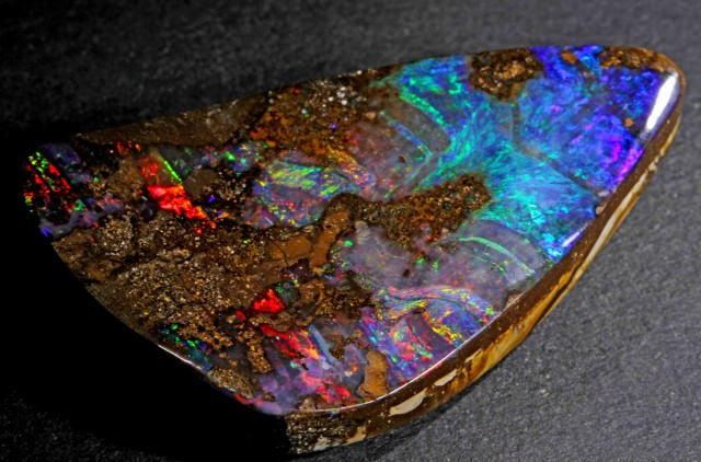 75.95 cts   NICE BOULDER OPAL FROM WINTON AREA