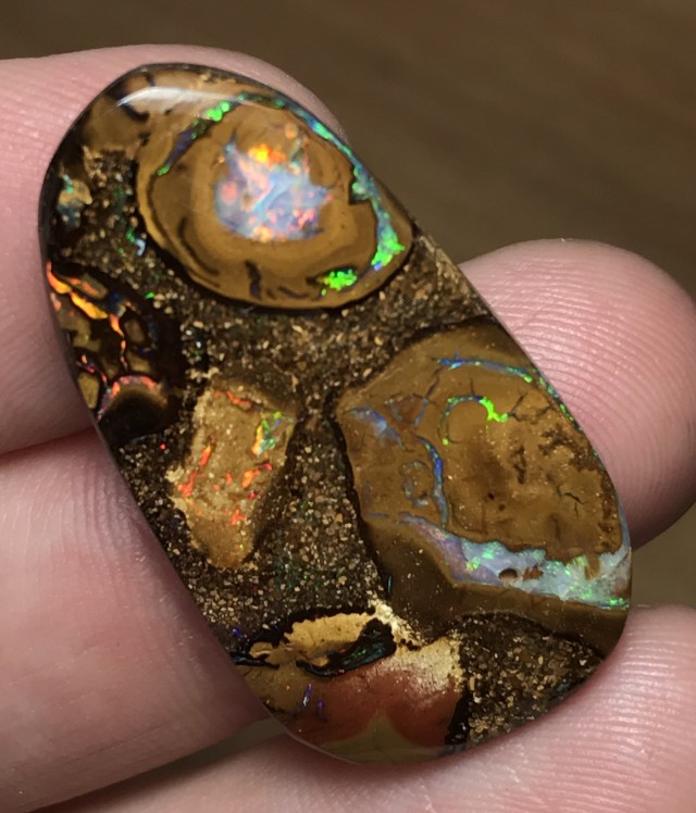 38cts Boulder Opal Stone AD311