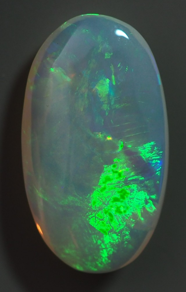 3.70CT VIEW CRYSTAL COOBER PEDY OPAL  TO196