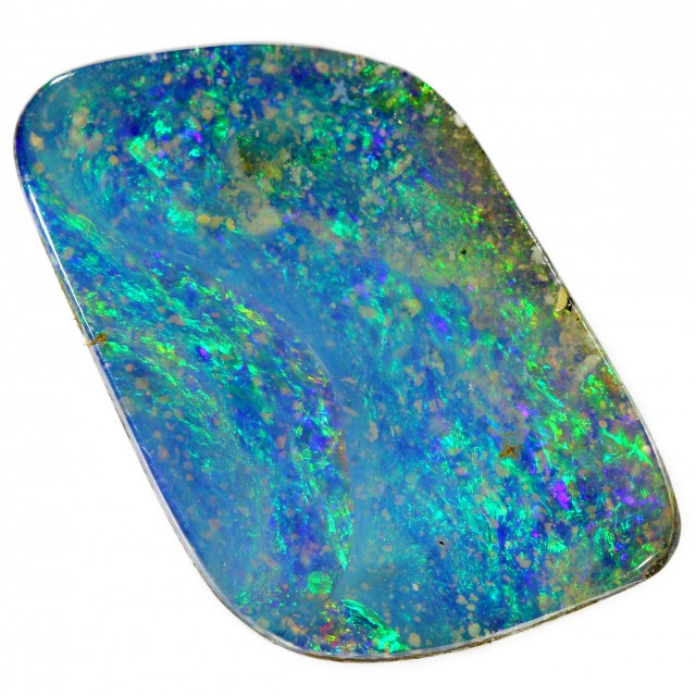 2.9 CTS BOULDER OPAL STONE BB97